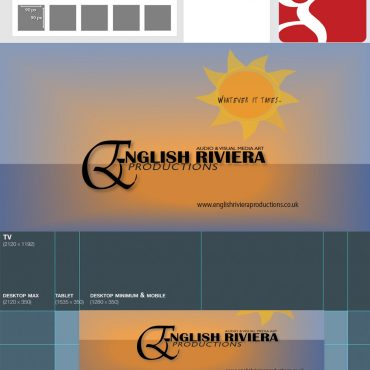 Channel Art Design – English Riviera Productions
