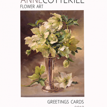 Anne Cotterill Cards Catalogue Design