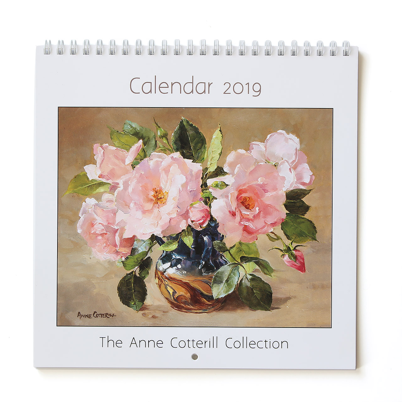Calendar Product Photography
